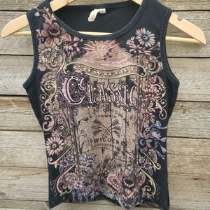 COWGIRL classic tank size